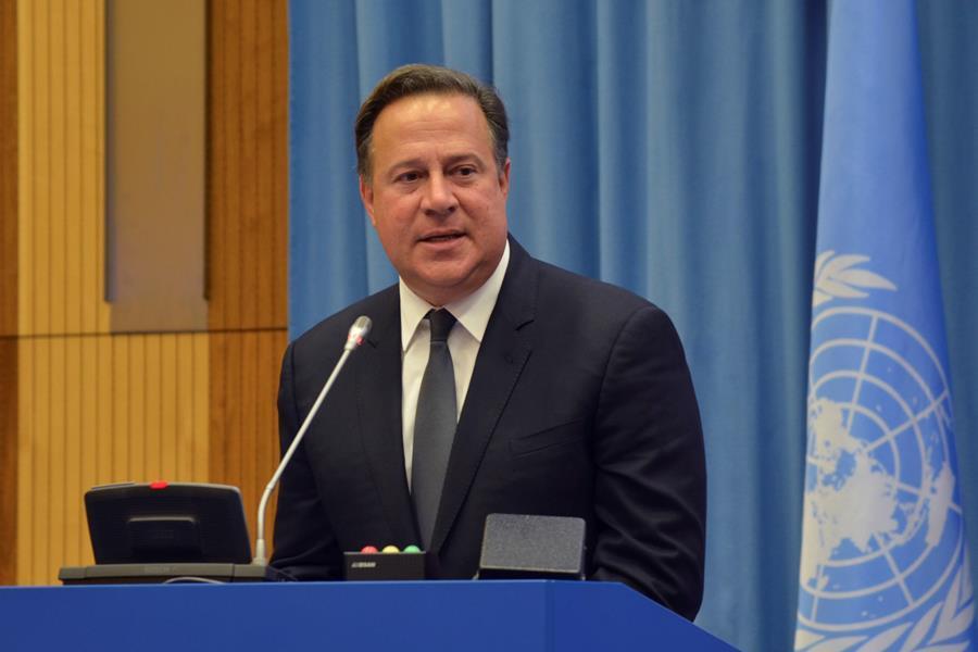 Juan Carlos Varela presidente de Panama EFE-END - Consejo
